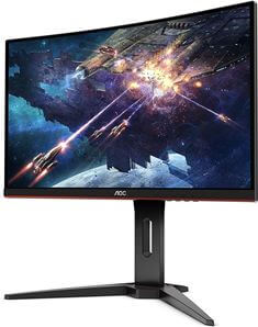 AOC G2590FX 25 Framless Gaming Monitor